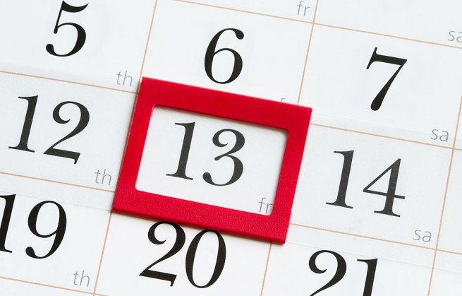 você é supersticioso sexta-feira 13