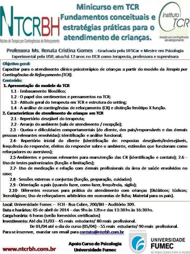 minicurso Renata