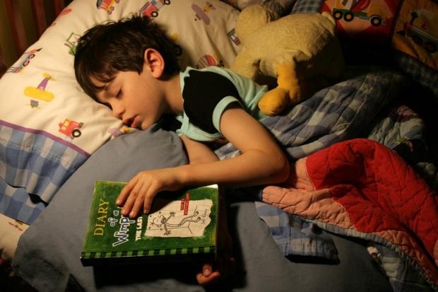 qualidade de sono para crianças