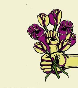 Coletivo Feminista Iara: grupo criado no curso de Direito da UFPR debatem assuntos em prol das mulheres dentro e fora do ambiente acadêmico.
