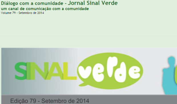 sinal verde itcr
